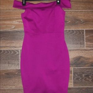 Body con dress from lulus